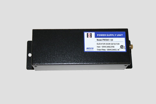 Weco Door Detector Power Supply 120V