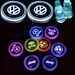 LED Cars: Door lighting to express your personality and protect your passengers