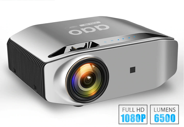 1080p Full HD Projector with 3D Video, Wireless & WiFi