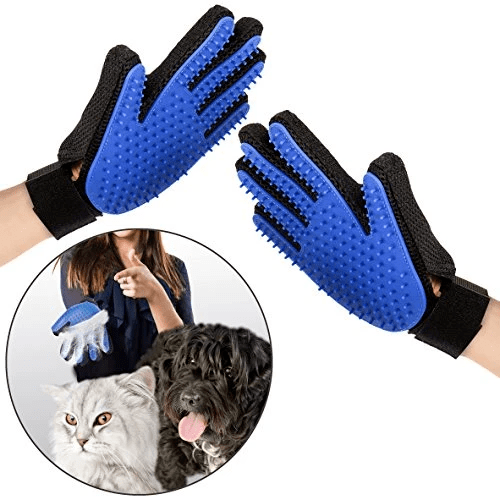 Bathing & Grooming Gloves for Pets