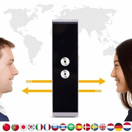 Multilingual translator: Fast and Efficient Voice Translation 40 Languages