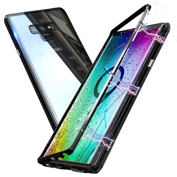 Magnetic protective case for Samsung