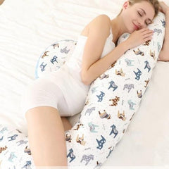 Breastfeeding and pregnancy pillows: perfect for reading, breastfeeding or watching TV