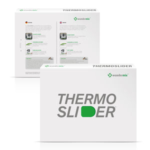 ThermoSlider® M | V2 Plus | Midnight Grey | Premium-Gleitbrett für Thermomix TM6/TM5
