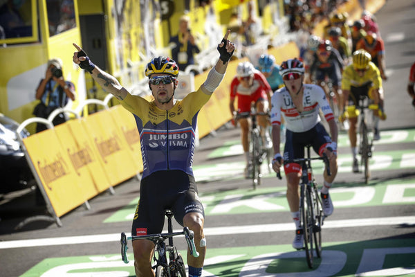 Oltre XR4 claims first summit finish at Tour de France