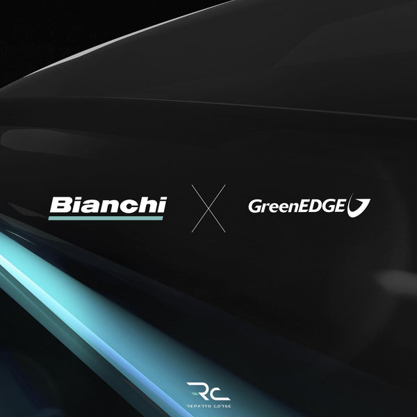 Bianchi becomes new bike sponsor of GreenEDGE Cycling