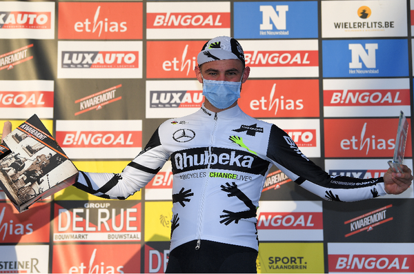 Team Qhubeka ASSOS thrill as they ignite Le Samyn