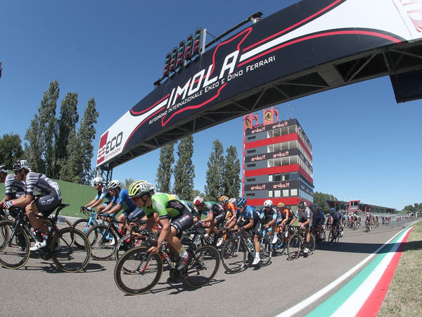 The 2020 UCI Road World Championships in Imola and the Emilia-Romagna region