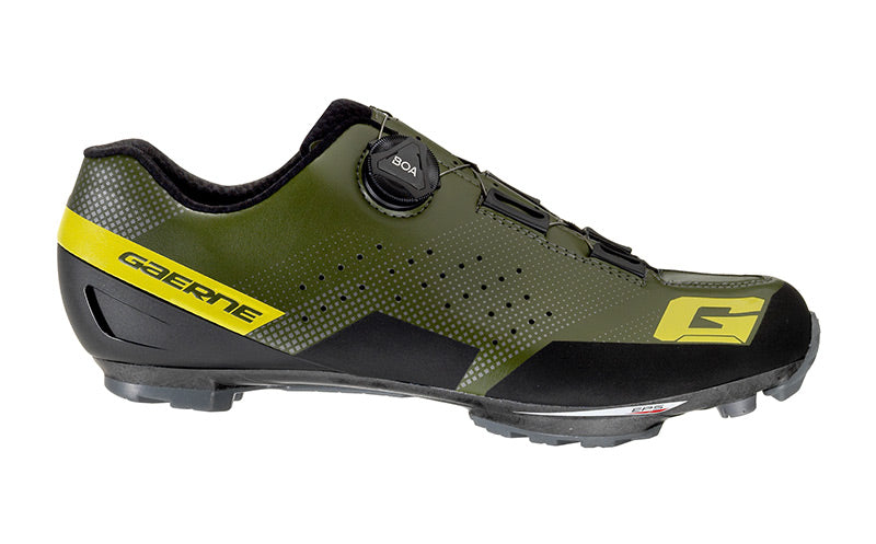 Gaerne G.Hurricane Carbon Shoes Forest Green