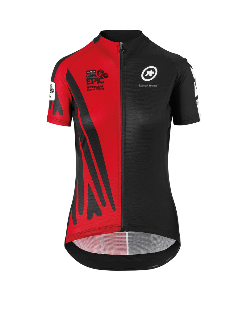 Assos Ss.capeepicXCJersey_evo7 Lady, Red