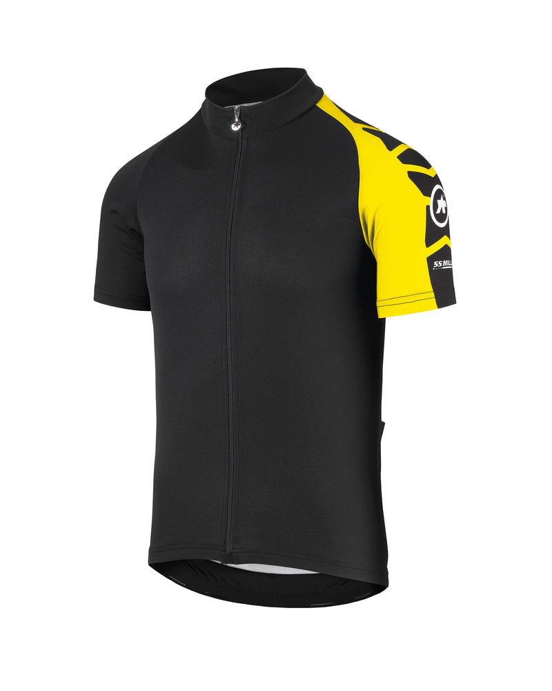 Assos SS.milleJersey_evo7, Yellow