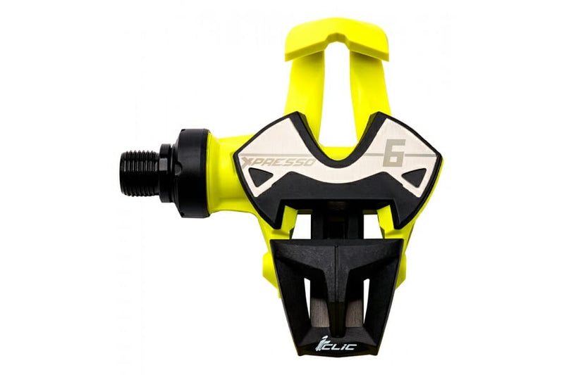 Time XPRESSO 6 Road Pedals - Yellow
