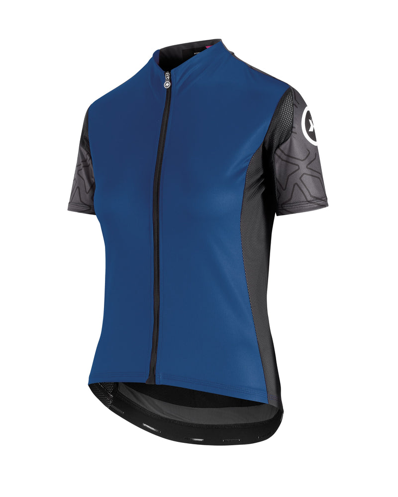 Assos XC Short Sleeve Jersey Woman Twilight Blue