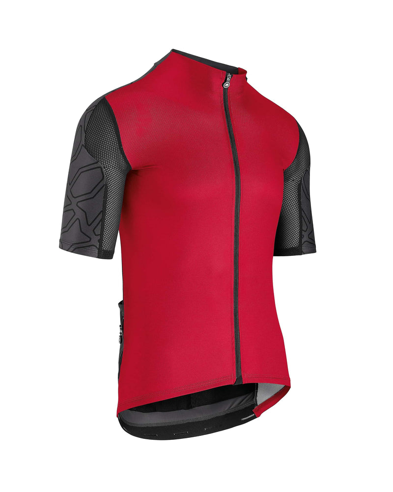 Assos XC short sleeve jersey Red