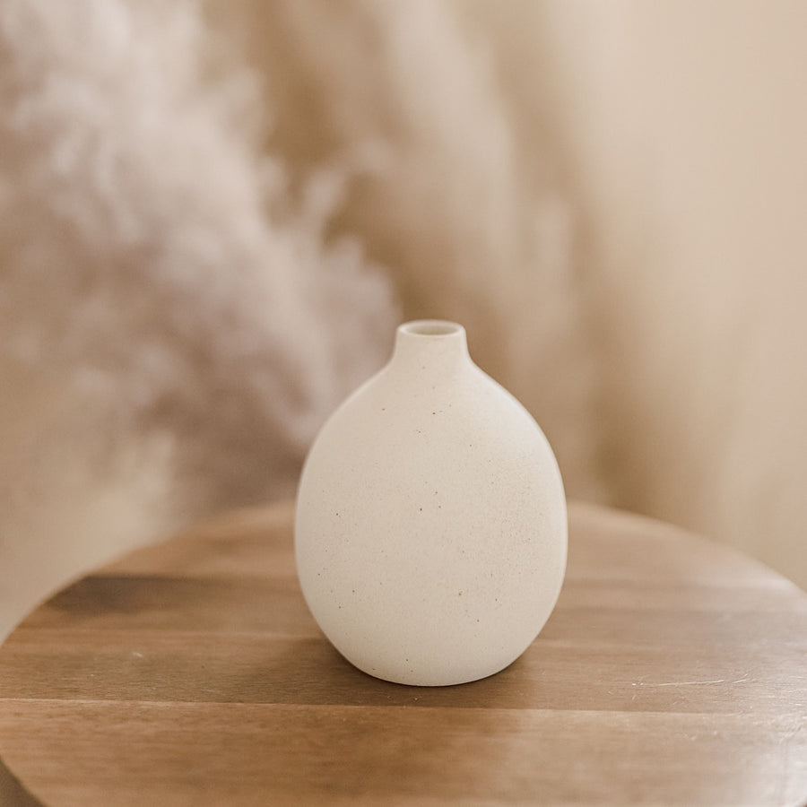 Matte Finish Decorative Rustic Terracotta Vase
