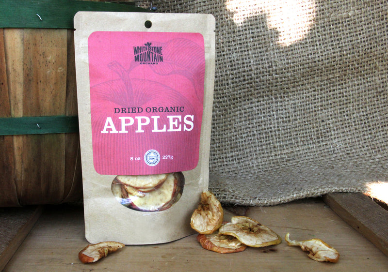 Dried apples