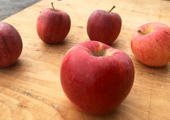 Stayman apples