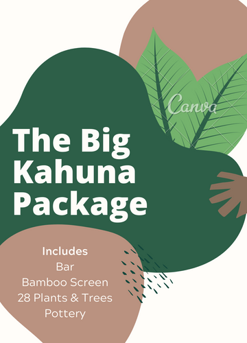 Package - The Big Kahuna