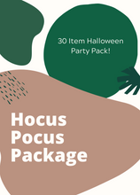 Load image into Gallery viewer, Package - Hocus Pocus