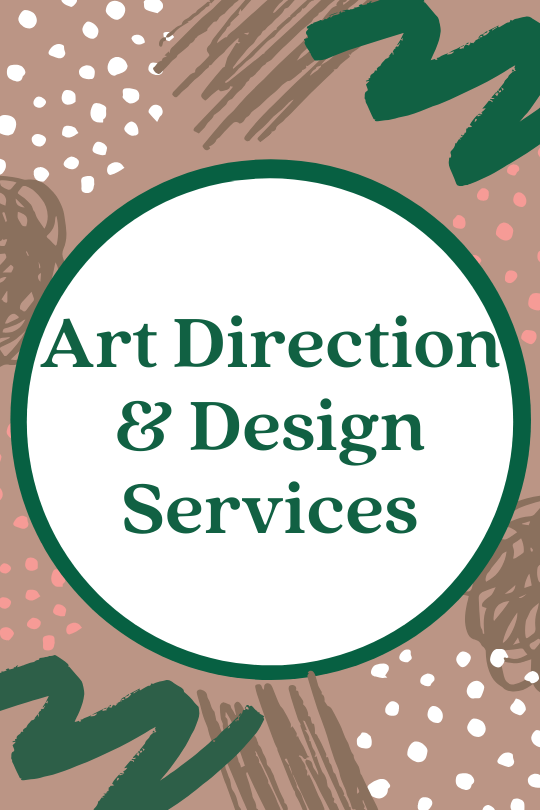 Design Services/Art Direction
