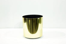 Load image into Gallery viewer, Gold Standard Cylindrical Decorative Pots