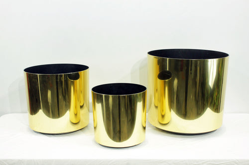 Gold Decorative Pottery