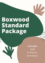 Load image into Gallery viewer, Package - Boxwood Standard