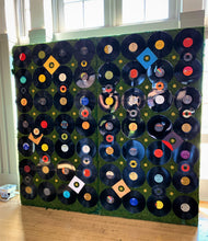 Load image into Gallery viewer, Vinyl Record  Panels &Wall