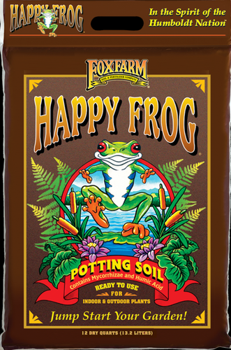 Happy Frog Potting Soil - 12 QT bag