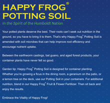 Load image into Gallery viewer, Happy Frog Potting Soil - 12 QT bag