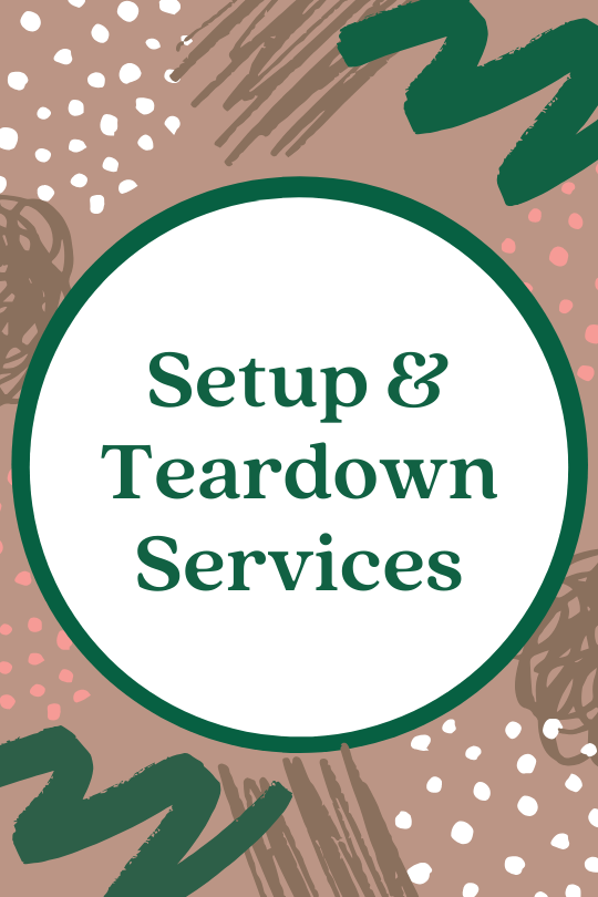 Setup & Teardown Services