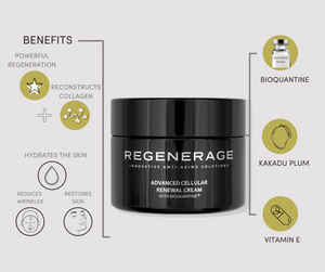 Bioquantine® Advanced Cellular Renewal Cream | Regenerage Life