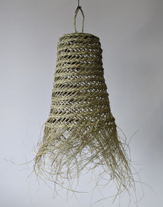Palm Fiber Light Suspension - Parasol