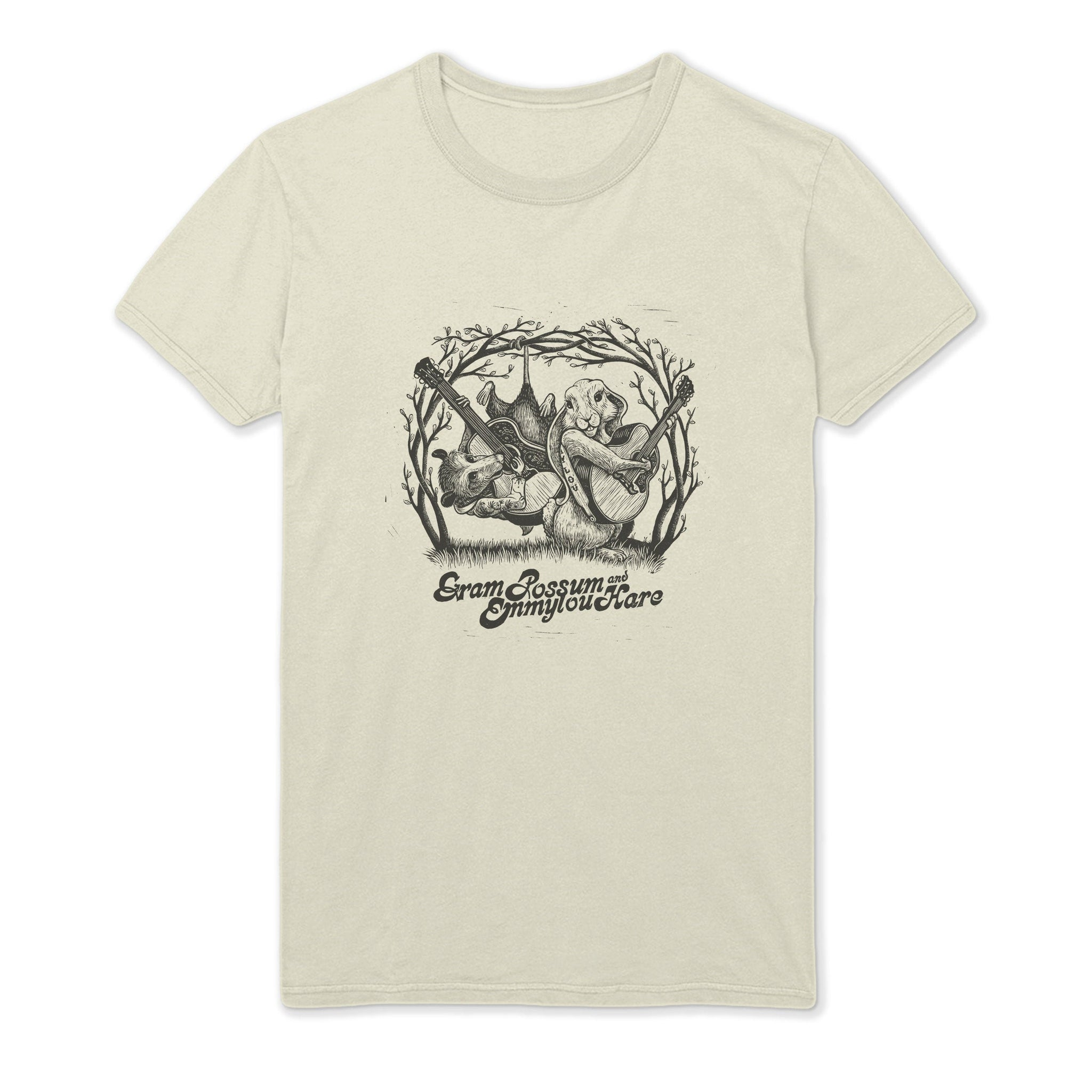Gram Possum and Emmylou Hare Shirt