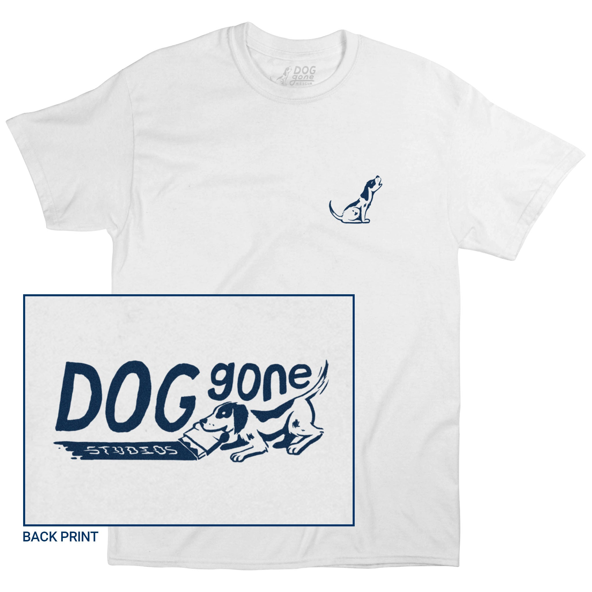 Dog Gone Screen-Printer T-shirt