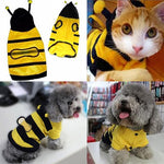 Pet Mascots Hoodie Cute Clothes for Cats Puppy