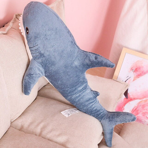 Shark Plush Toy Pillow Appease Cushion