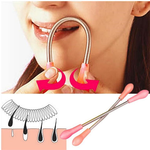 1pcs Face Facial Hair Remover Epilator