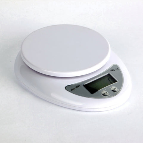 5000g/1g 5kg Kitchen Digital Scale