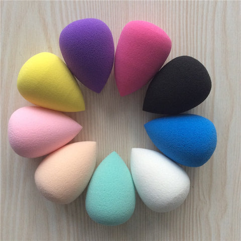 1pcs Smooth Cosmetic Puff Care Tools