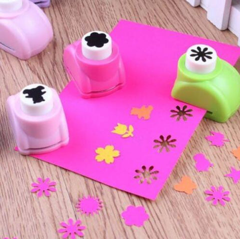 1 PCS Kid Mini Printing Paper Hand Shaper