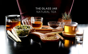 The Glass Jar Natural Tea