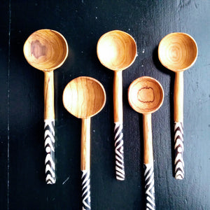 Kenyan Handcrafted Long Spoons