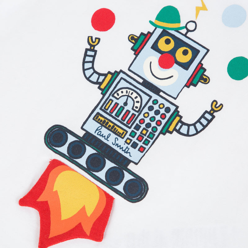 Paul Smith Robot T-Shirt