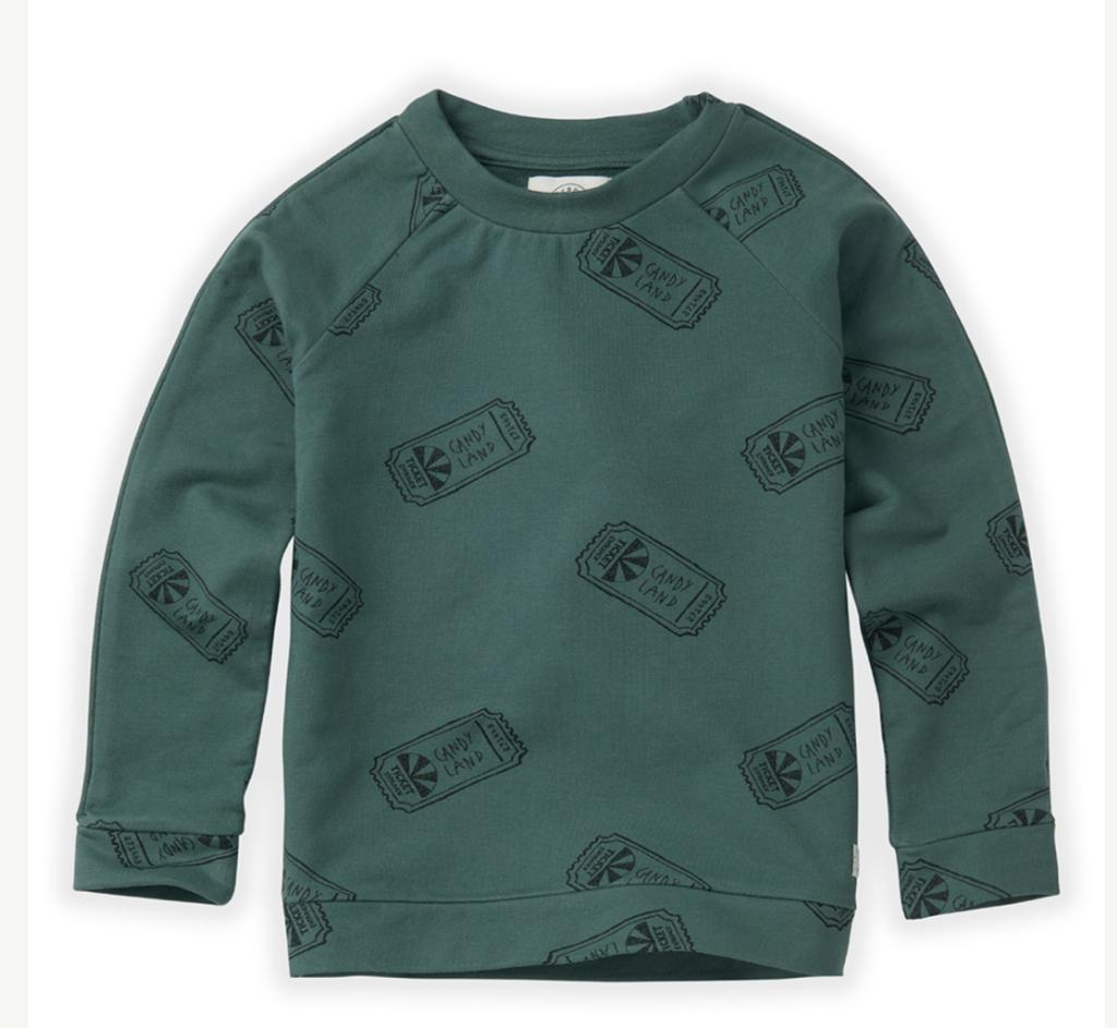 Sproet & Sprout Dusty Candyland Sweatshirt