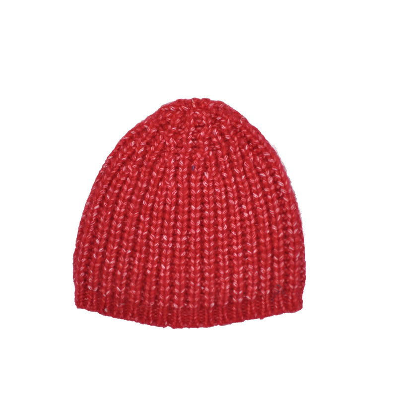 Tocon Red Wool Baby Hat