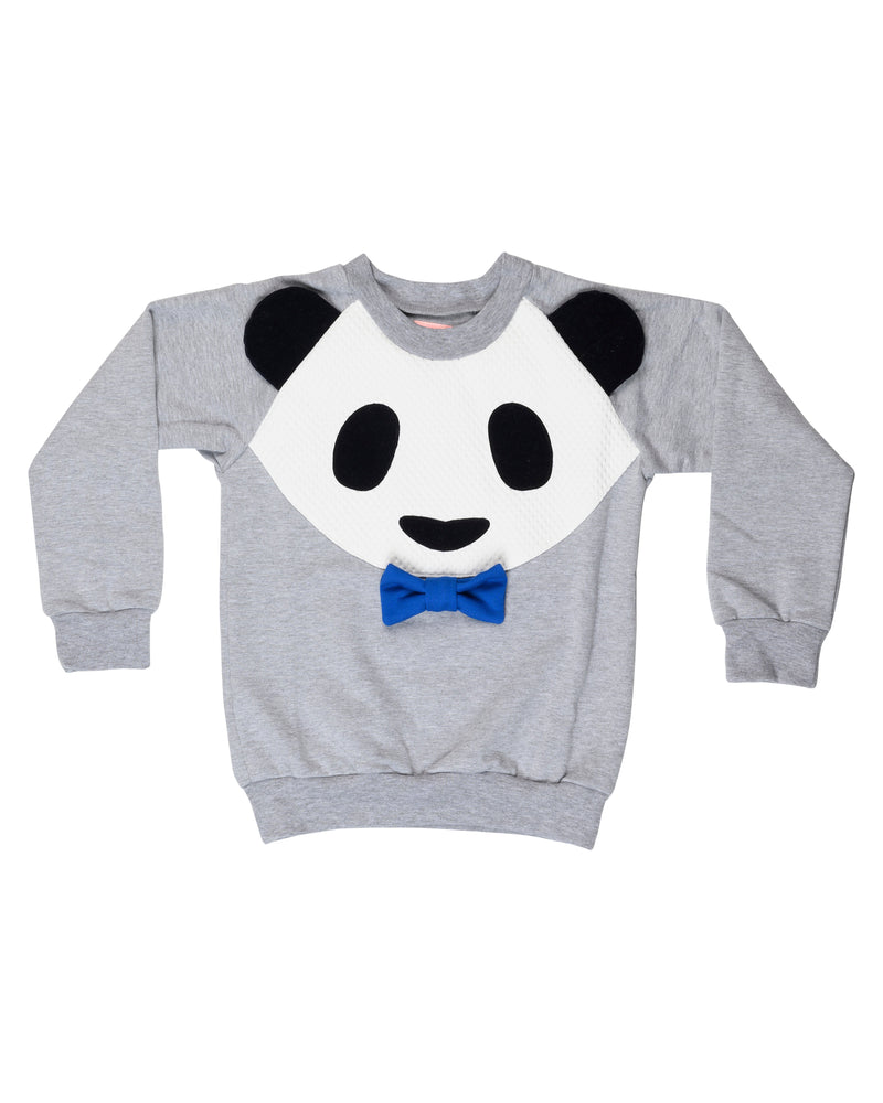 Wauw Capow Panda Power Sweatshirt