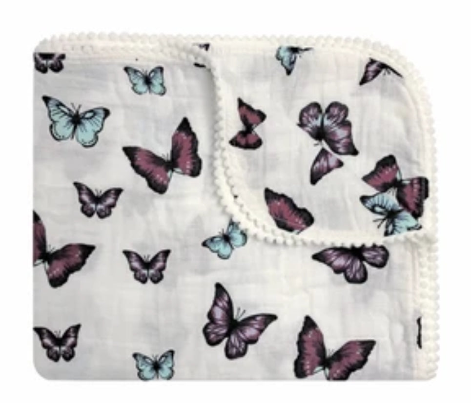Winx And Blinx Spring Crush Summer Blankets / Swaddle