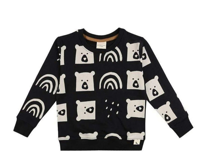Turtledove Rainbear Sweatshirt