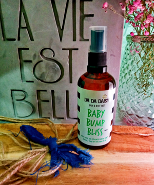 Baby Bump Bliss Mist